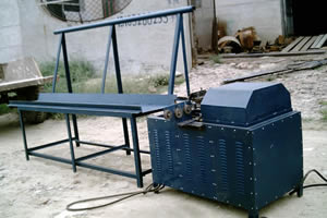 Chain Link Fence Machine